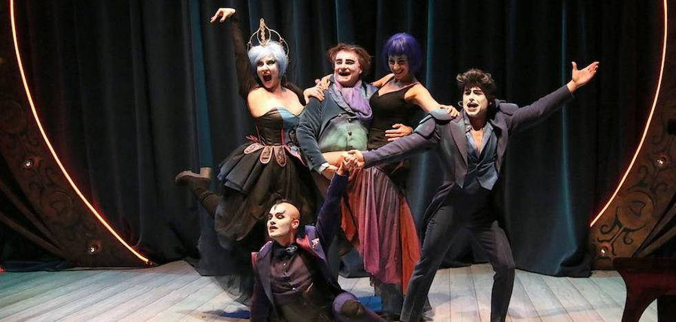 Una noche loca en la ópera