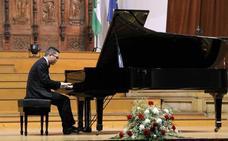 El pianista Chun Wang abrió el segundo fin de semana del Festival de Música y Danza