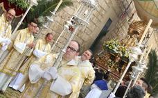 La procesión del Corpus Christi recorrió las calles del casco histórico ubetense