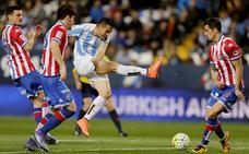 El Eibar tira más que el Almería y se lleva al delantero Charles