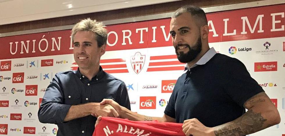Nauzet, el nuevo Motta en el Almería