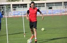 Iago Díaz rescinde contrato con la UD Almería