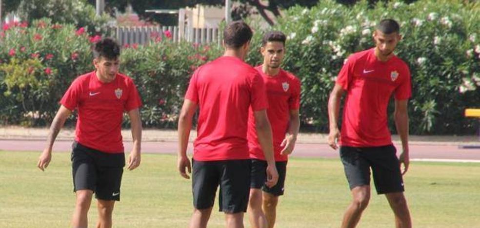 Ramis convoca a cuatro jugadores del filial para visitar al Nàstic