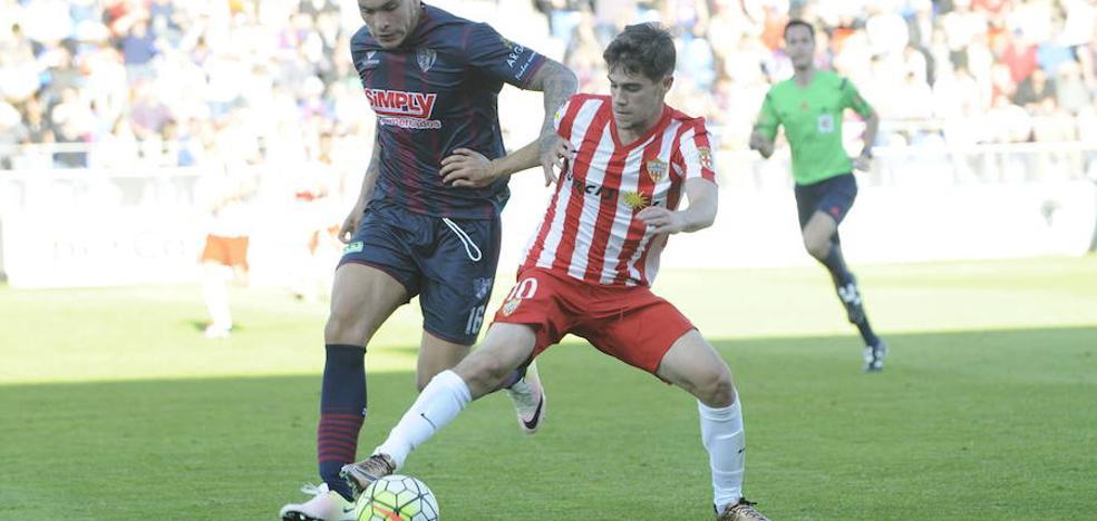 ¡Vaya semana le espera a la UD Almería!
