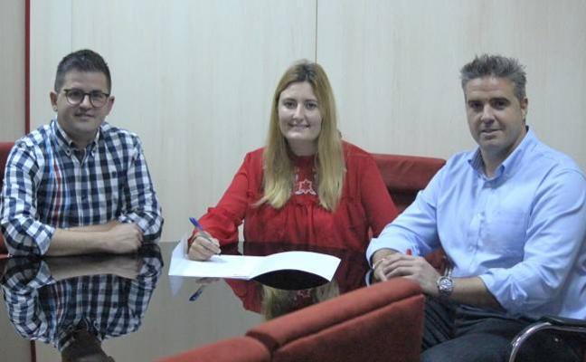 El Almería y Viator firman un acuerdo de colaboración