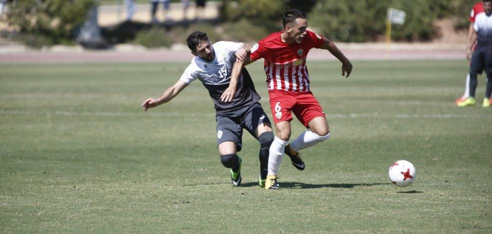 El Almería B abre jornada con visita al Torremolinos y presto a seguir la racha