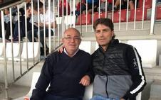 ¿Qué hacía Julen Guerrero en Almería?