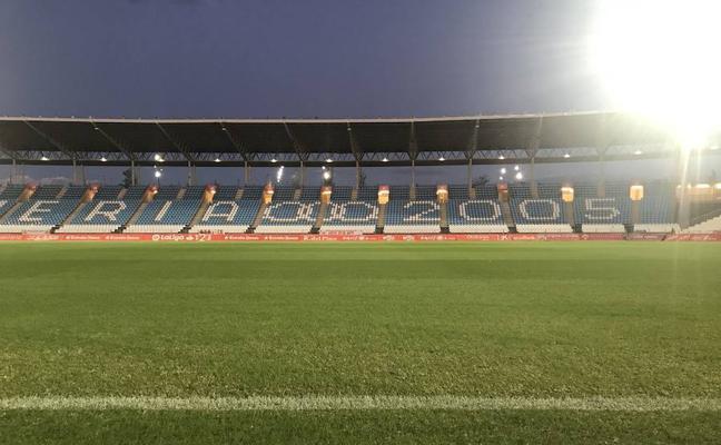 El UD Almería - Cádiz CF, un partido de 'verbena'