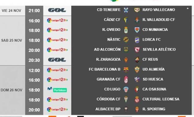 El Almería B tendrá que 'madrugar' para visitar al FC Barcelona B