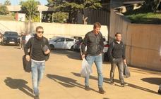 Luis Miguel Ramis se despide de la plantilla de la UD Almería