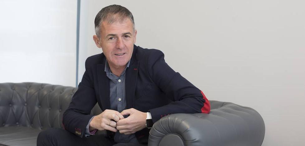 Lucas Alcaraz habla como entrenador de la UD Almería