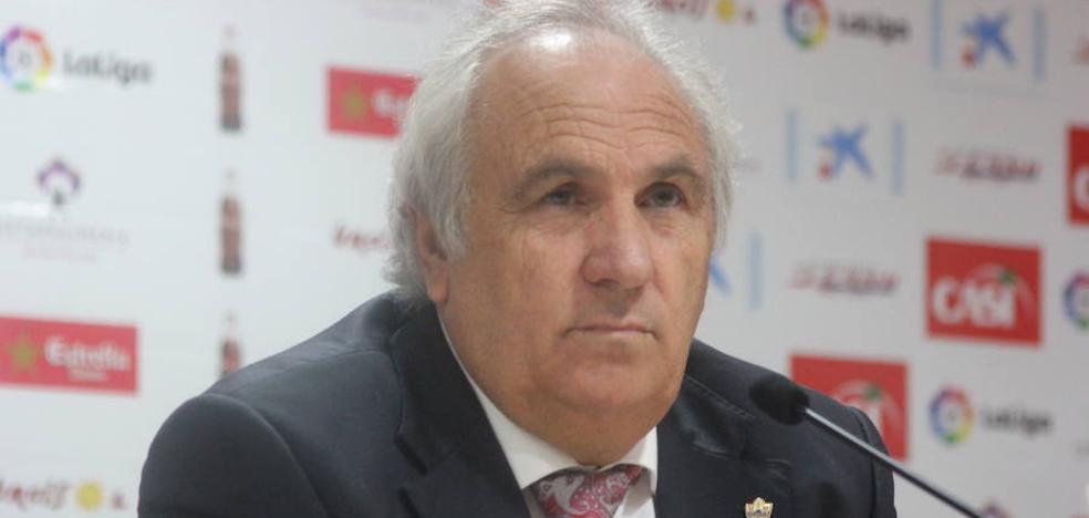 Alfonso García habla de la venta del Almería