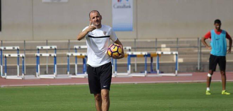 Soriano, de Almería a Arabia Saudí
