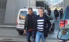 El canario Nauzet Alemán, otro contratiempo para la UD Almería