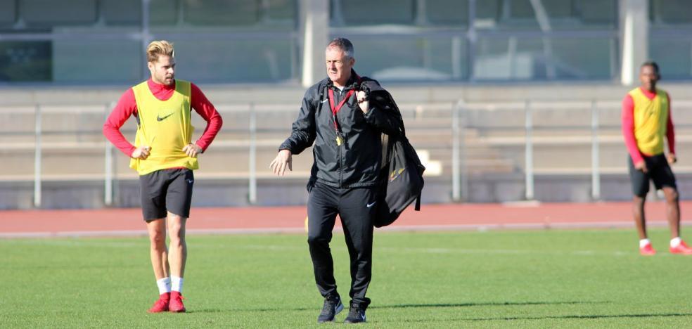 Alcaraz vive su segundo capítulo de «nunca he entrenado con tan pocos jugadores»
