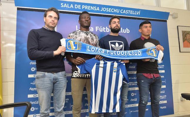 Crisis total en el Lorca FC