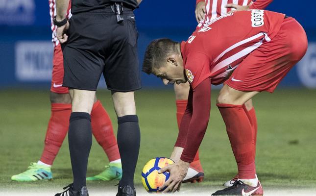 Rubén Alcaraz, el jugador que no sabe hacer goles feos