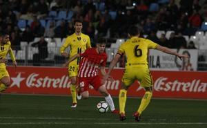 El Almería no obtiene premio a su trabajo frente a un Osasuna 'sabio'