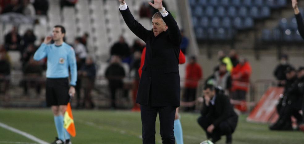 Lucas Alcaraz: «Era un partido para haber acabado en empate a cero»