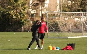La UD Almería trabaja para anotarse una final en Sevilla