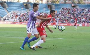 El partido del Almería en Valladolid ya tiene hora