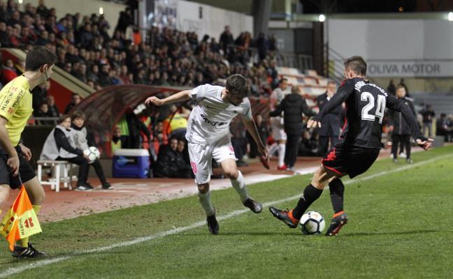 Según la prensa, el Almería pasó por Reus sin deparar 'noticias ofensivas'