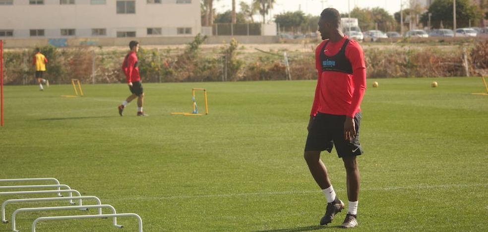 El Almería recuperará a Lass Bangoura y Sulayman Marreh