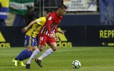El Almería encuentra cura en Cádiz