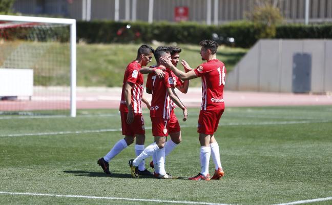 El Almería B se juega tres puntos de 'oro' con el Antequera en el anexo