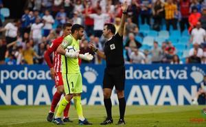 Pierde el Almería en Zaragoza y sigue complicándose la vida