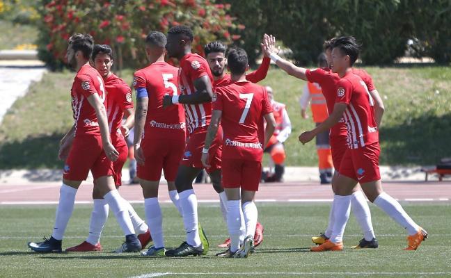 El Almería B recibe al Linares en la cita final del curso liguero previa al playoff