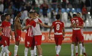 El Almería-Alcorcón se disputará a la misma hora que toda la jornada