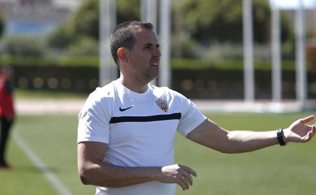 El Almería B jugará la ida del playoff el sábado a las 19.30 horas en Villarrubia