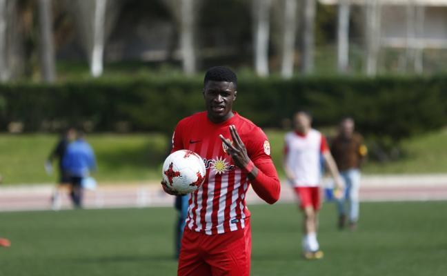 El Almería B, a abrir con buen pie el playoff