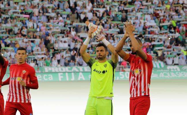 La UD Almería quiere jugar con doce