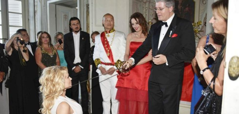 Desenmascaran a un falso príncipe de Montenegro