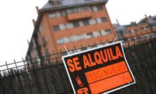 Los depósitos de fianzas por alquileres se han incrementado en Andalucía un 39% desde 2013