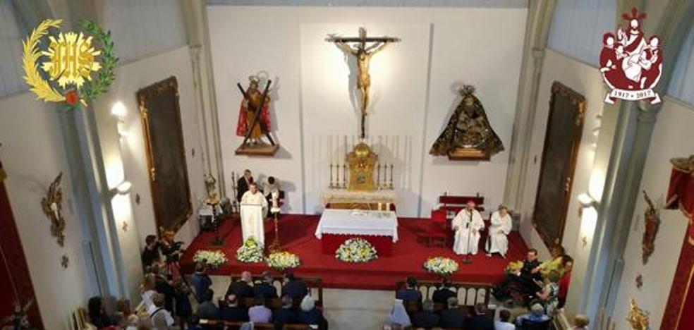 San Andrés reabrió sus puertas