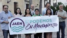 Lucas Martínez, nuevo coordinador de Podemos Jaén