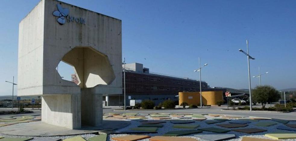 La Diputación adquiere el 100% de las acciones del parque tecnológico Geolit