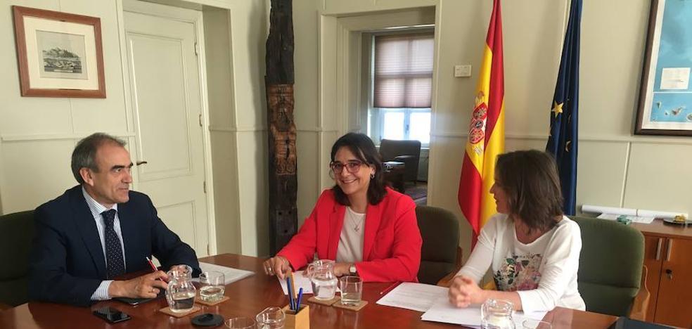 """El PP destaca el """"compromiso del Gobierno"""" con la línea ferroviaria Guadix-Baza-Lorca"""