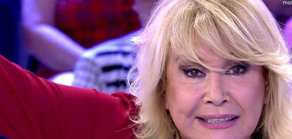 Reprimenda a Mila Ximénez por enfrentarse a Toñi Moreno