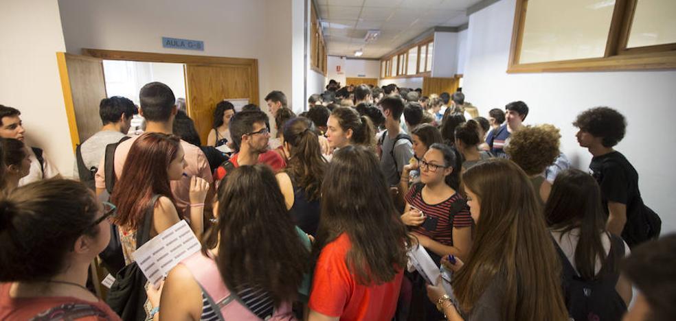 Consulta las notas de Selectividad para acceder a la Universidad de Granada