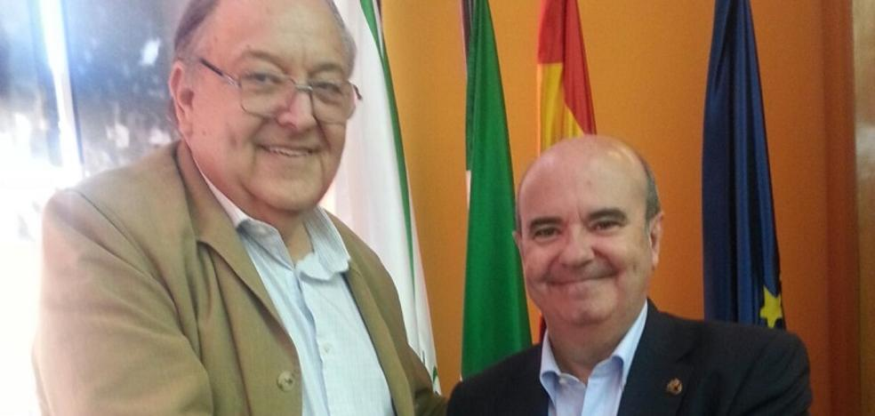 Zarrías, nuevo directivo de la Real Federación Andaluza de Fúbol