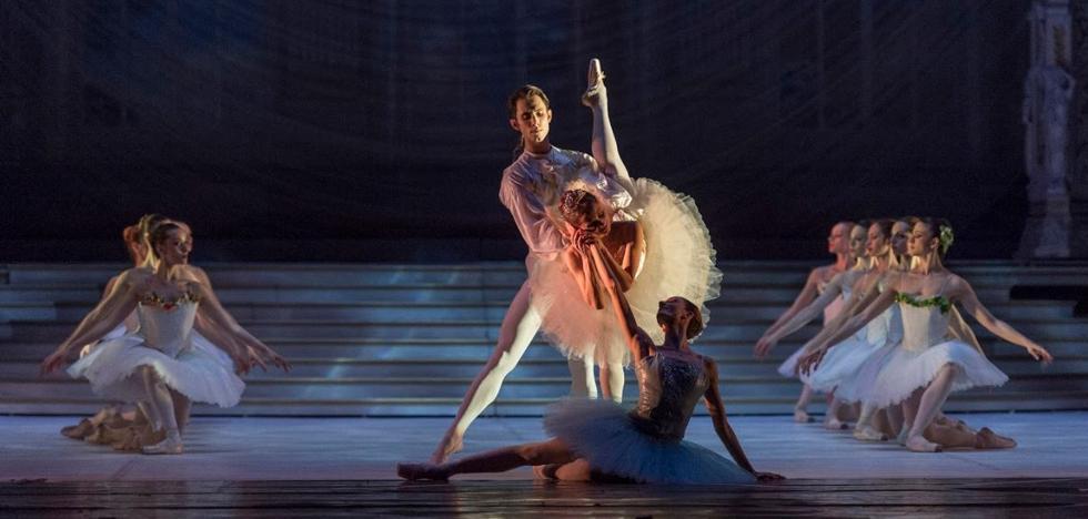 La danza llega al Festival con el Ballet del Teatro di San Carlo