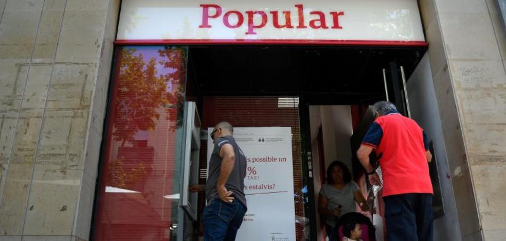 Competencia vigilará los efectos de la compra del Popular