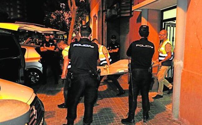 Un hombre degüella a su padre con un machete tras una discusión en Valencia