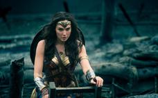 'Wonder Woman' pisa fuerte en la cartelera