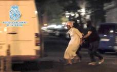 El yihadista de Madrid «se encontraba en vías de planificación de un atentado»