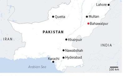 Al menos 149 muertos por la explosión de un camión cisterna en Pakistán